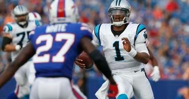 Carolinas Panthers vs. Buffalo Bills
