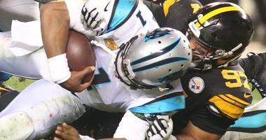 Carolina Panthers vs. Pittsburgh Steelers
