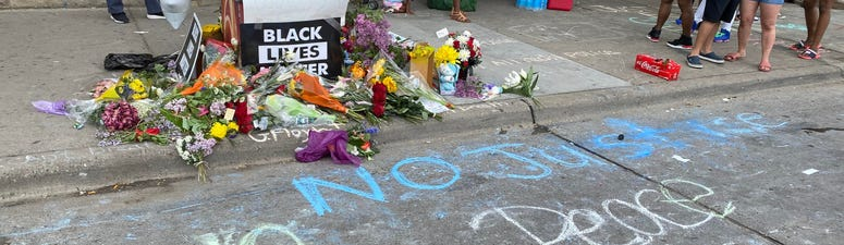 Peaceful Protest Escalates to Chaos After Death of George Floyd
