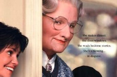 'Mrs. Doubtfire' Will Soon Be A Broadway Musical