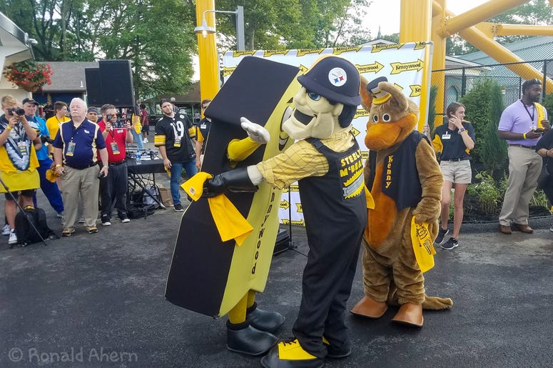 Steel Curtain Kickoff