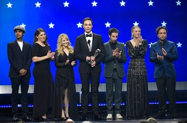 """cast of """"The Big Bang Theory"""