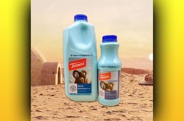 Turner Dairy Farms Blue Banthamilk