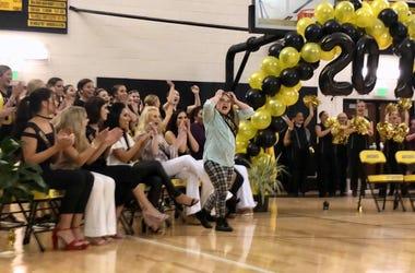 High School Cheerleader Helps Friend With Special Needs Win Homecoming Queen