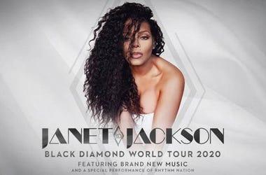 Janet Jackson World Tour 2020