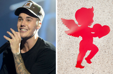 Justin Bieber cupid