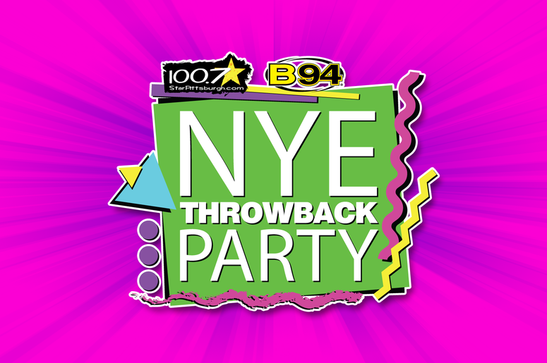 100.7 Star & B94 New Years Eve Throwback Party