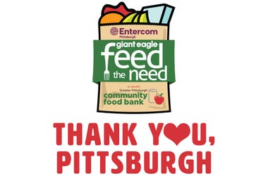 Thank you, Pittsburgh