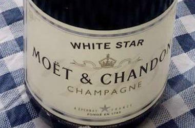 Pop champagne