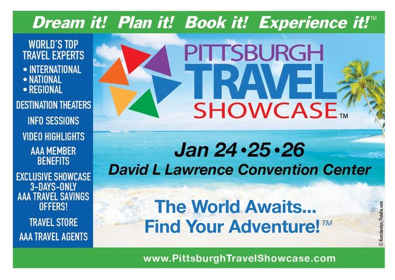 2020 Pittsburgh Travel Showcase