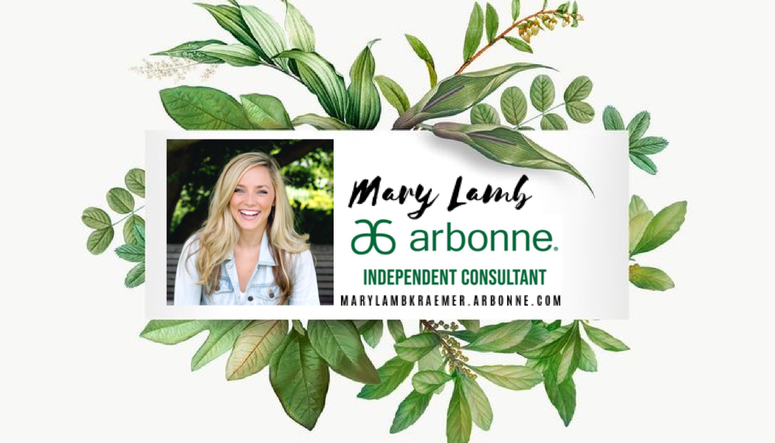 Mary Lamb Arbonne Independent Consultant