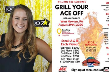 Grill Your Ace Off with Yinz BBQ