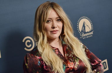 Hilary Duff at the Comedy Central