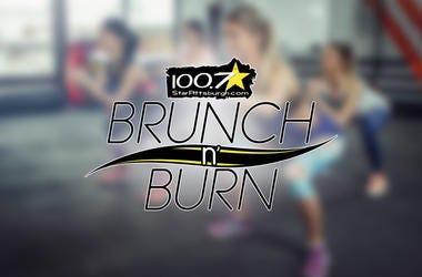 100.7 Star Brunch n Burn