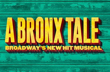 A Bronx Tale- Broadway's New Hit Musical
