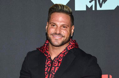 """Jersey Shore"" cast member Ronnie Ortiz-Magro"
