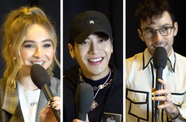 Sabrina Carpenter, Jackson Wang, MAX