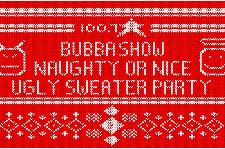 Win Sold Out Naughty Or Nice Ugly Sweater Party Tickets