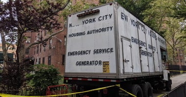 NYCHA Power Outage