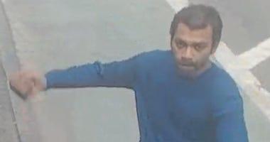 LinkNYC Kiosk Vandalism Suspect
