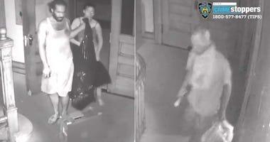 Bronx church burglary