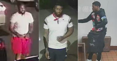 Persons of interest in Davell Gardner shooting