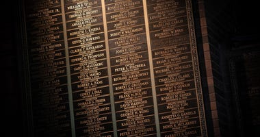 9/11 Illness NYPD Plaque