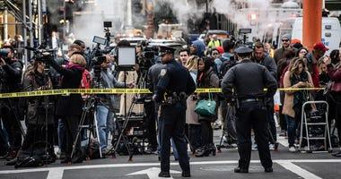 bomb scare new york