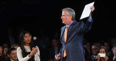 De Blasio State of the City