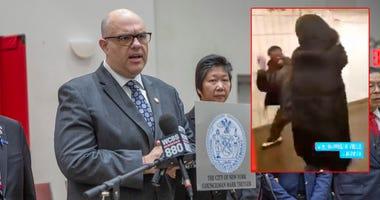 Mark Treyger / Asian Attack