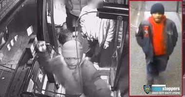 Bus Driver Assault Suspect