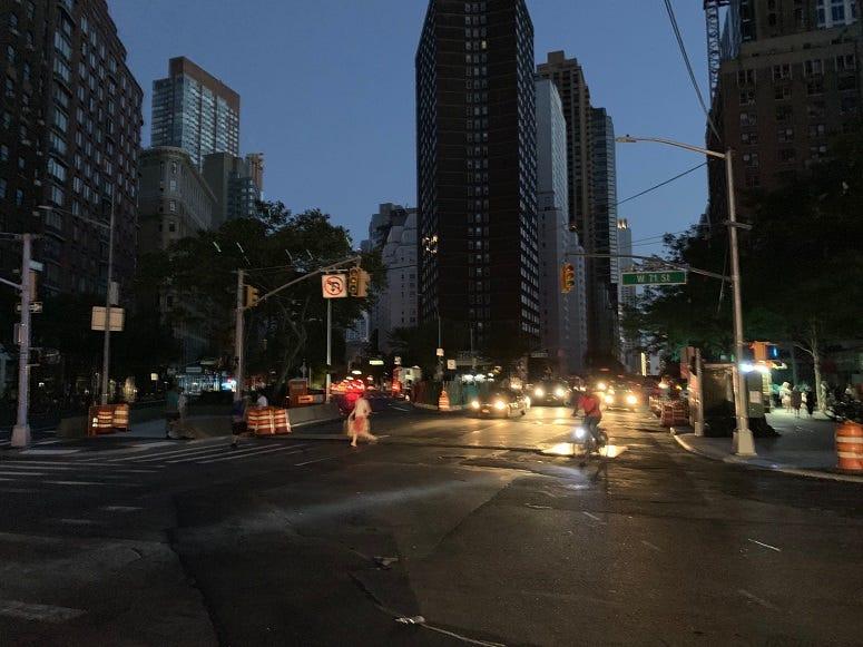 NYC Blackout 2019