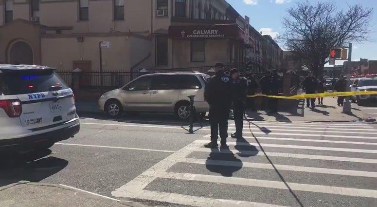 Boy fatally struck in Brooklyn