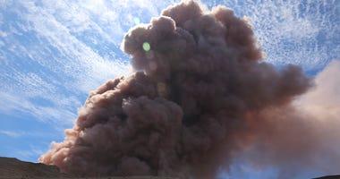 Hawaii's Kilaueaa Volcano