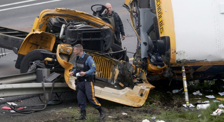Deadly New Jersey School Bus Crash
