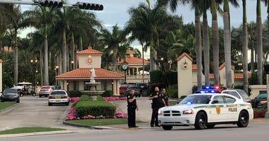 Trump Resort Shooting