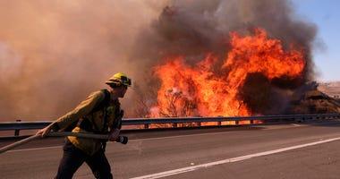 Southern Cali Fire