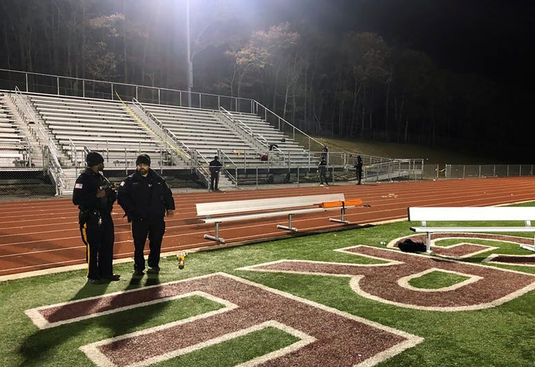 Shooting at Pleasantville, NJ high school