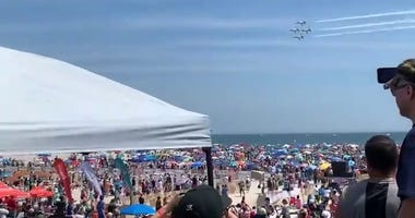Jones Beach Air Show