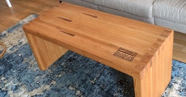 CounterEV Coffee Table