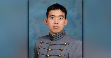 Cadet Kade Kurita