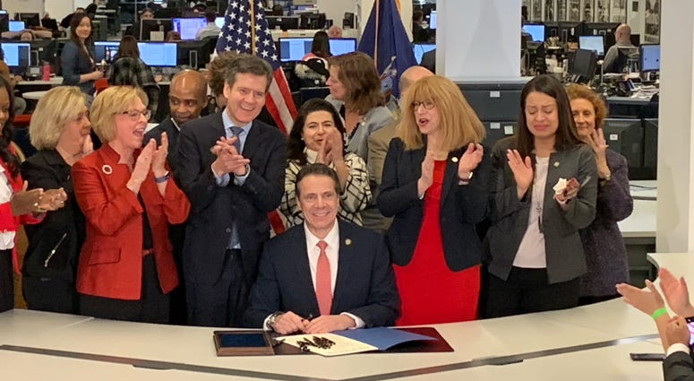 Cuomo Signs Child Victims Act Into Law