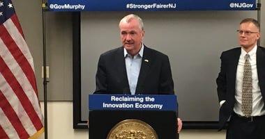 Murphy talks marijuana
