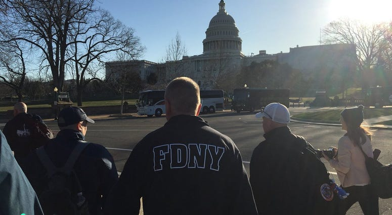 First responders Washington