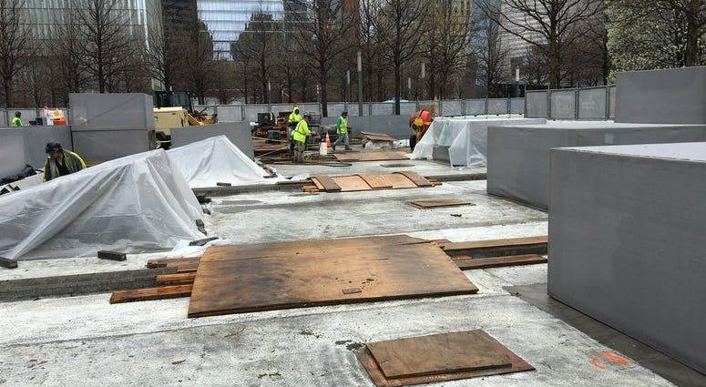 The Glade 9/11 Memorial