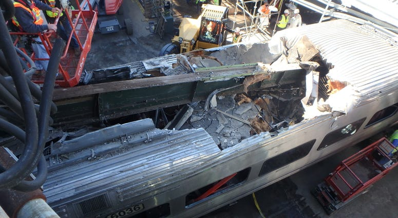 2016 Hoboken Train Crash