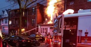 Elmhurst Queens Fire