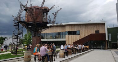 Dogfish Head Brewery