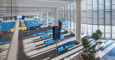 LaGuardia Airport terminal