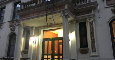 Upper West Side shelter